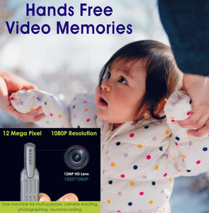 Hands Free Wearable Video Fun Pen