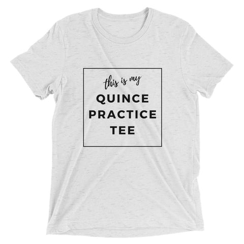 NEW Quinceañera Practice Men's Short sleeve t-shirt
