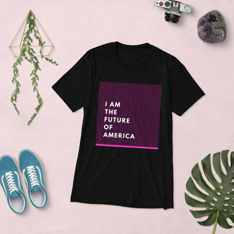 Future of America - Short sleeve t-shirt