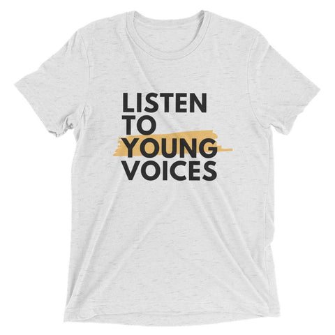 Young Voices - Short sleeve t-shirt