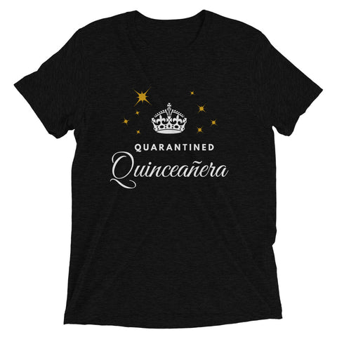 NEW Quarantined Quinceañera Short sleeve unisex t-shirt