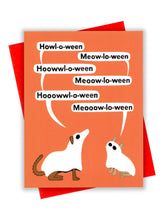 Load image into Gallery viewer, Howl-O-Ween