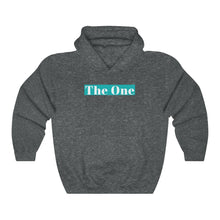 Load image into Gallery viewer, Unisex Hoodie - The One - Teal