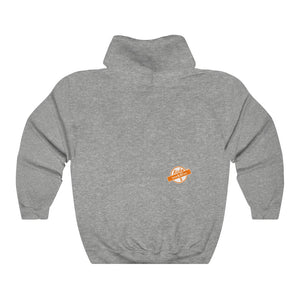 Unisex Hoodie - The One - Orange