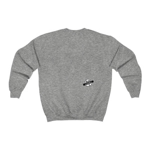 Unisex Sweatshirt - The Fighter - Black