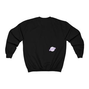 Unisex Sweatshirt - The Fighter - Lavender