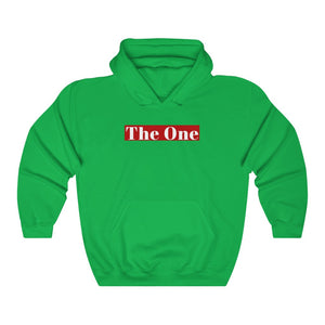 Unisex Hoodie - The One - Red