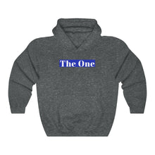Load image into Gallery viewer, Unisex Hoodie - The One - Blue