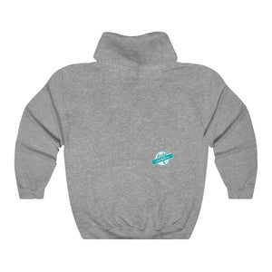 Unisex Hoodie - The One - Teal