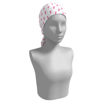 Load image into Gallery viewer, Scarf - Pink & White