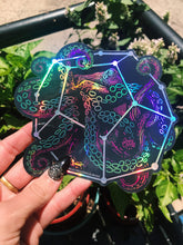 Load image into Gallery viewer, Octopus Holographic Sticker