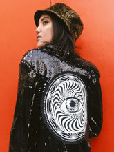 Load image into Gallery viewer, Sequin Eye Jacket