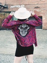 Load image into Gallery viewer, Paisley Ganesh Button Up - Medium
