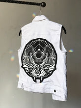 Load image into Gallery viewer, Psychedelic Elephant Tiger Moth Vest - Small
