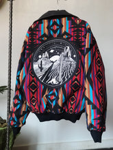 Load image into Gallery viewer, Reversible Desert Vintage Denim Jacket - Unisex Small