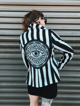 Load image into Gallery viewer, All Seeing Eye Striped Jacket