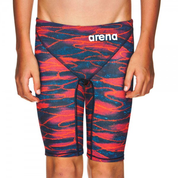 Arena Boys PowerSkin ST 2.0 Ltd Edition-Blue&Red