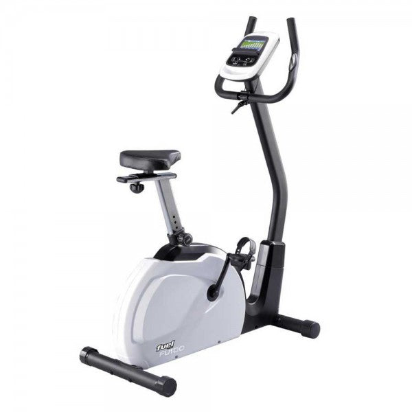 Fuel Fitness Upright Exercise Bike-Weight Tolerance 120 KG