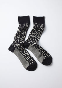 RAIN DROP CREW SOCKS