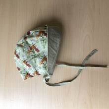 Load image into Gallery viewer, Saint Joseph Organic Cotton Baby Bonnet