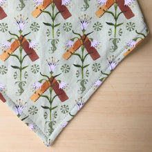 Load image into Gallery viewer, Saint Joseph Organic Cotton Bandana Bib