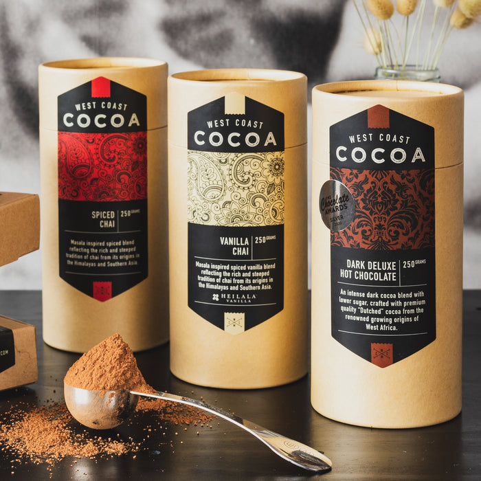 West Coast Cocoa Hot Chocolate 250g