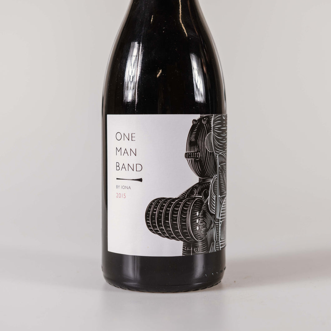 Iona One Man Band - Red Blend 2015