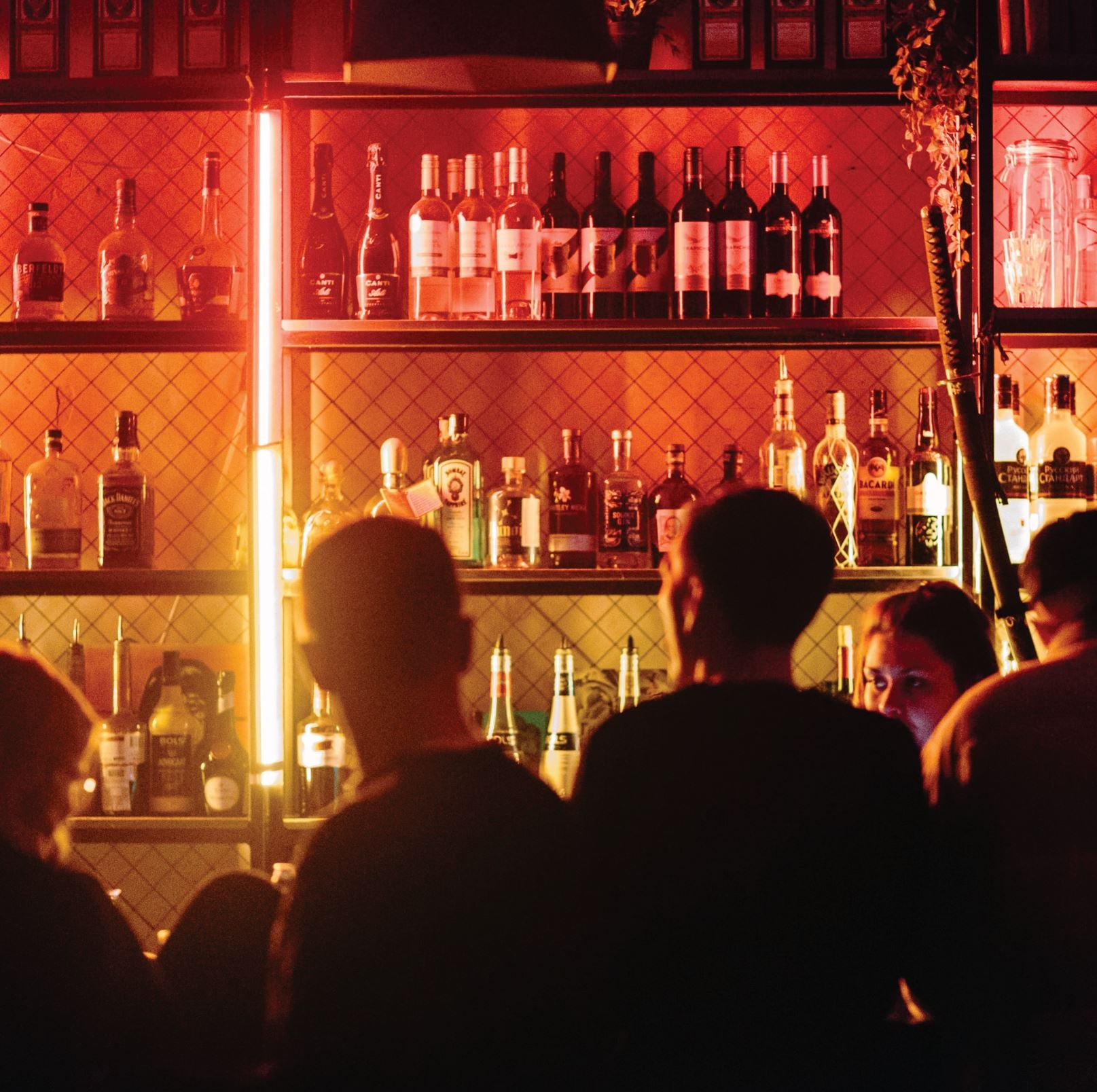 Breaking Booze - a Bartender's Perspective on Finding Balance