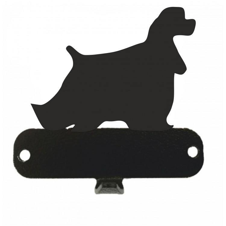 Cocker Spaniel One Hook Handy Hanger - Attractive Metal Designs
