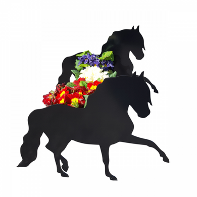Horse Andalusian Horse Garden Planter - Attractive Metal Designs