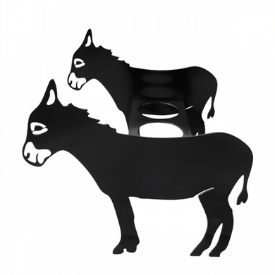 Donkey Garden Planter - Attractive Metal Designs