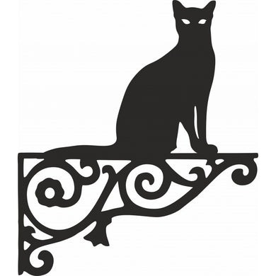 Siamese Ornamental Metal  Hanging Bracket - Attractive Metal Designs