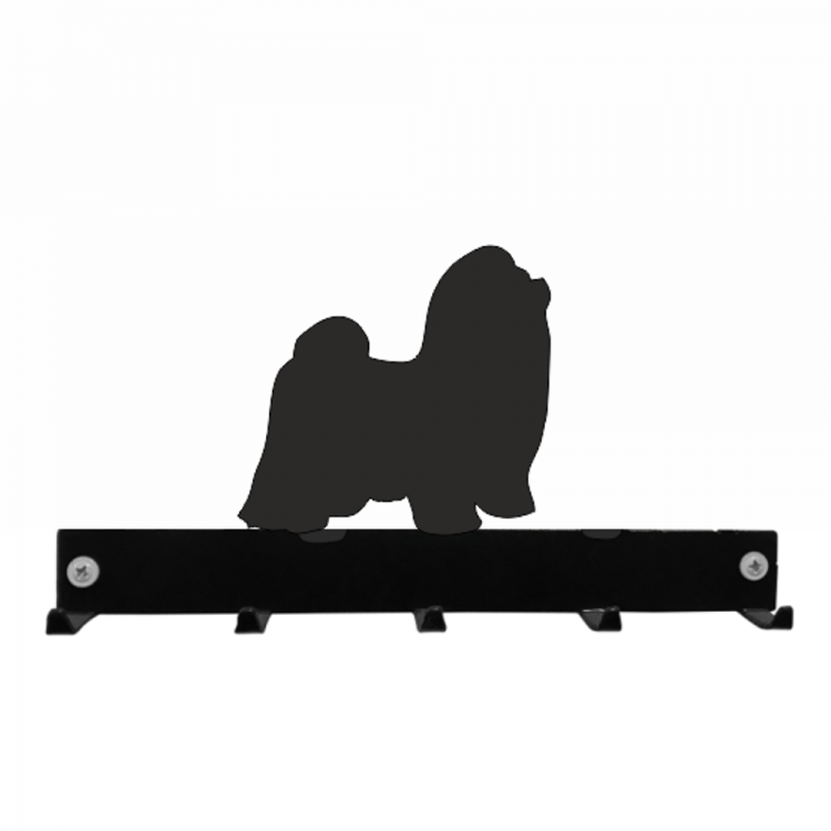 Shih-Tzu Key Hooks - Attractive Metal Designs