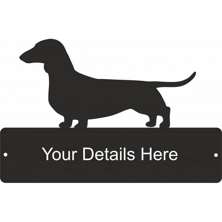 Smooth Daxi Decorative Gate Plaque - Attractive Metal Designs