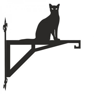 Siamese Cat  Modern Metal Hanging Bracket - Attractive Metal Designs