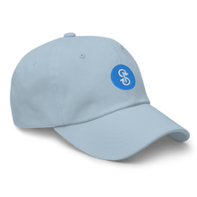 Load image into Gallery viewer, Blue Logo Cap