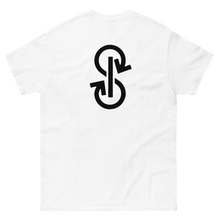 Load image into Gallery viewer, yLogo Tee - White