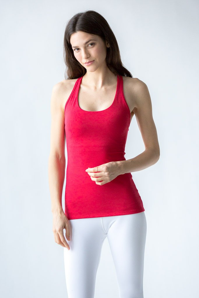 Victory Cami - Red