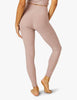 High Waisted Midi Leggings - Chai