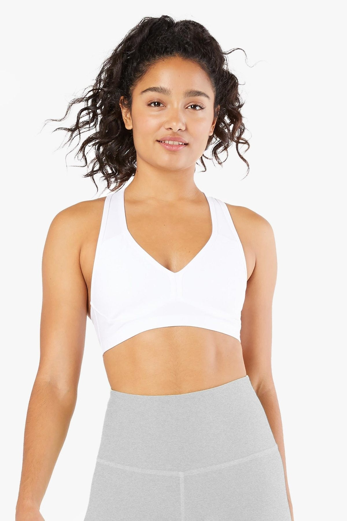 Lift Your Spirits Bra - Cloud White