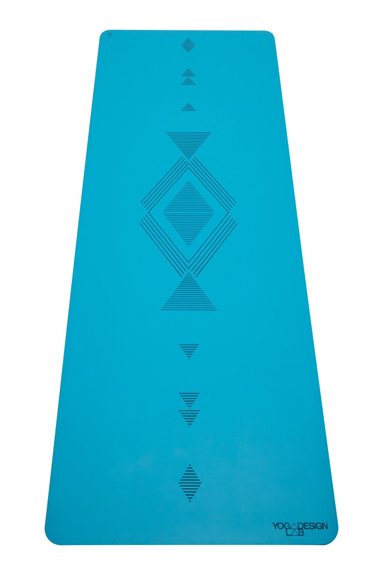 Tribal Aqua Blue INFINITY MAT