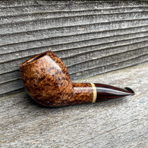 Smooth Contrast Devil Anse w/ Box Elder and German Cumberland