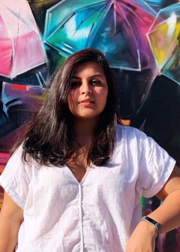 Journalist Paroma Soni shares how she navigates a creative career across 2 continents