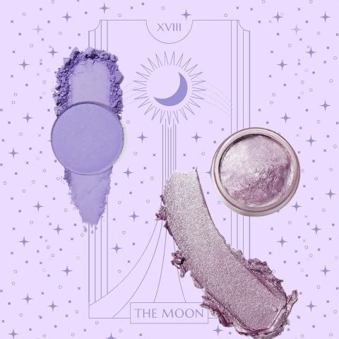 Colourpop lavender eyeshadow