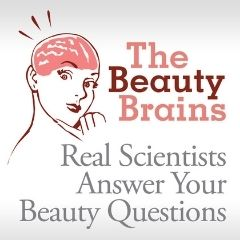 The Beauty Brains podcast cover