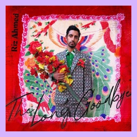 Riz Ahmed's The Long Goodbye album cover