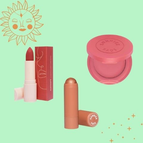 Sunnies Face products