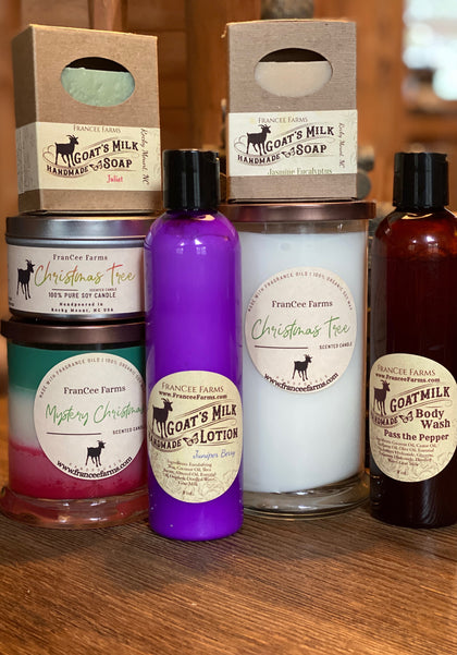 New Soaps or Lotions!