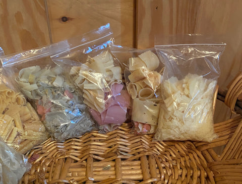 Goat Milk Soap/Bath Bag