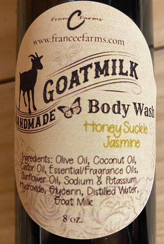 HoneySuckle-Jasmine Body Wash